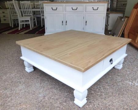 UpStyled Square Coffee Table - Huge -1m x 1m