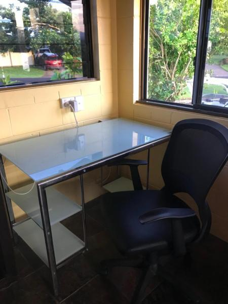 Freedom Furniture Study Desk and Chair