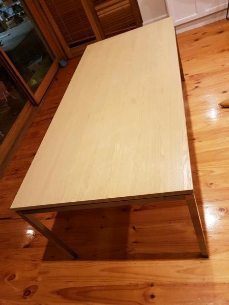 Dining table from Freedom