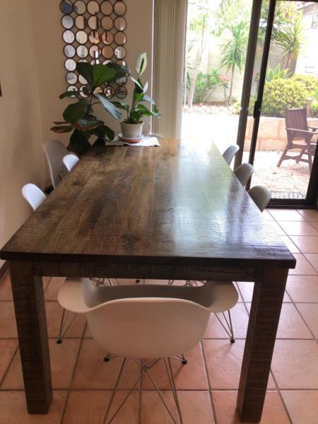 Oak Dining Tables Perth Brick7 Sale
