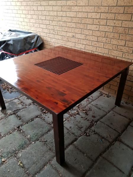 Dining table furniture $100