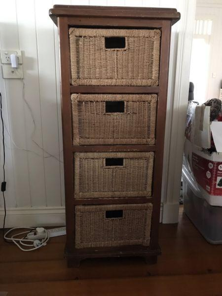 Cane drawers