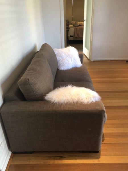 Freedom furniture couch for sale