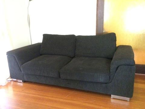 Couch Sofa Australian Made with Removable Covers
