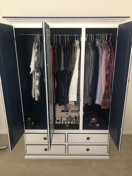 Wardrobe with Mirror