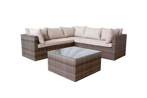 New wicker corner modular lounges for sale