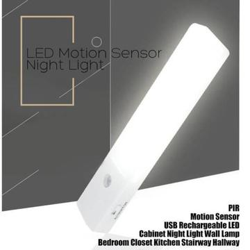 EL608 Rechargeable Infrared Motion Sensor Wall LED Night Light