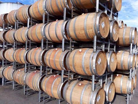 Fresh Hogshead Wine Barrels - LIMITED NUMBERS