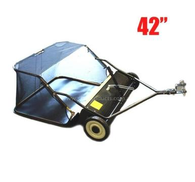 NEW- Lawn Sweeper 42
