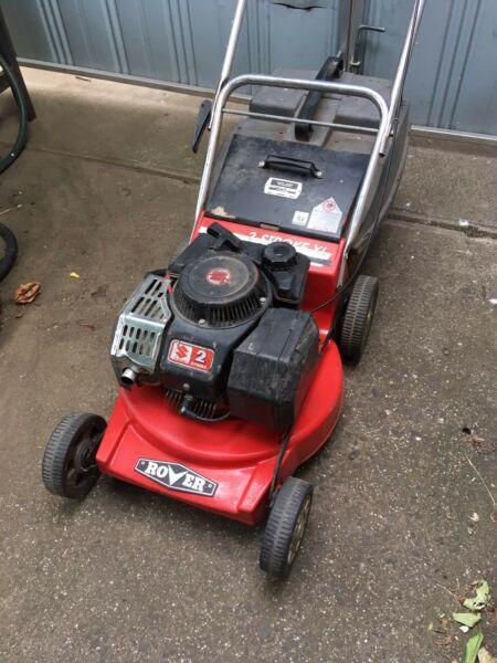 Rover 2 Stroke Mower