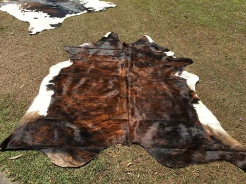 Genuine cow hide rugs Brazilian cheapest floor skins mats rugs decor