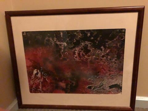 Spray painting $30