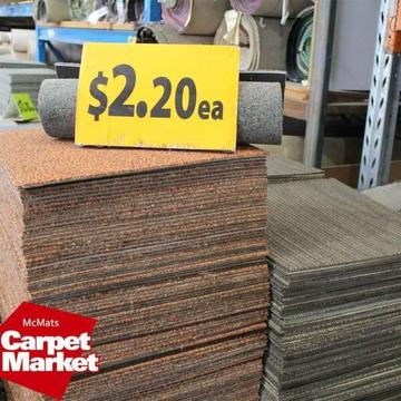 Cheap Used Commercial Carpet Tiles Squares Garage Shed Flooring