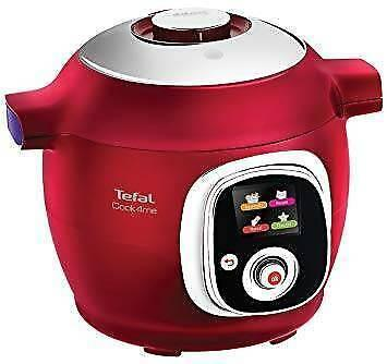 Tefal Cook4me Smart Pressure Cooker