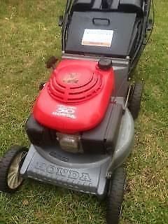 honda HRU195 Lawn mower