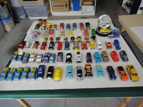 HOTWHEEL AND OTHER MODEL CARS
