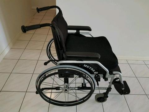 Wheelchair self propelled quality OTTO BOCK