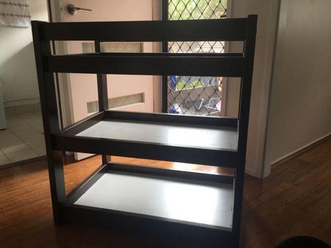 Wanted: Baby change table/shelf