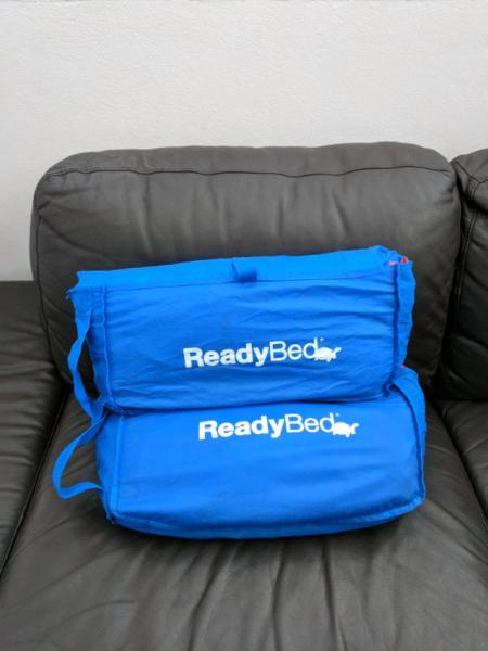 2x inflatable ready beds