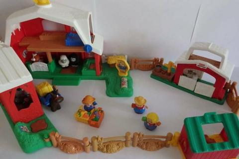 Fisher Price Little People Country Farm