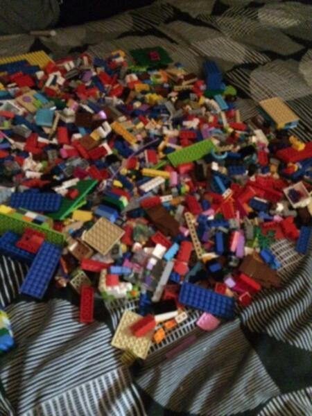 Bulk lego
