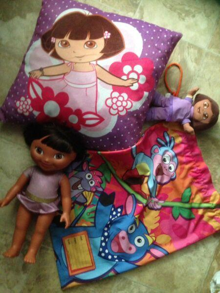 Dora the explorer Lot