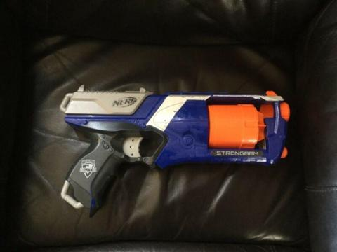 Nerf Armstrong Pre-Owned (MUST GO TODAY)