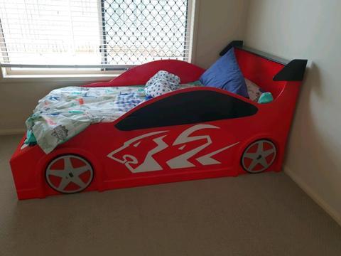 Holden car bed