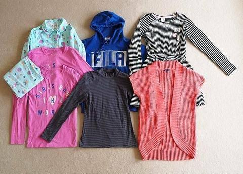 GIRLS WINTER CLOTHES BUNDLE (SIZE 10) - EXCELLENT CONDITION!