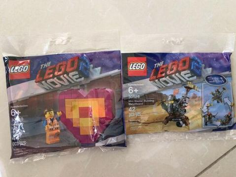 Lego The Lego Movie 2 Polybags