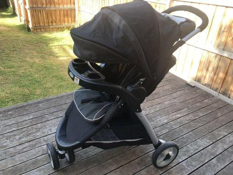 Graco jogger click & connect