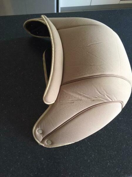 Combi foot cover