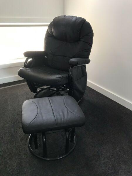 Nursery rocking chair/ glider