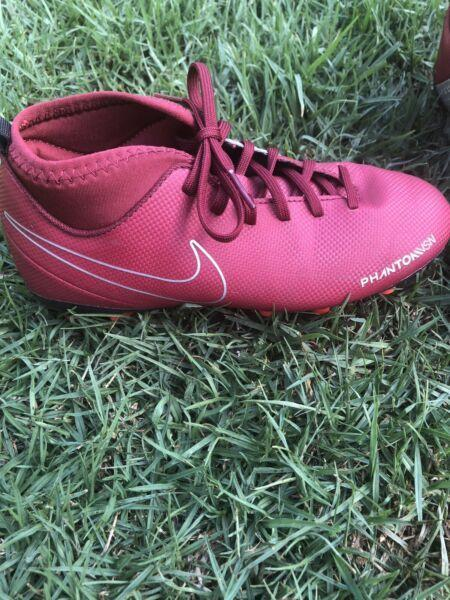 Kids Nike soccer boots