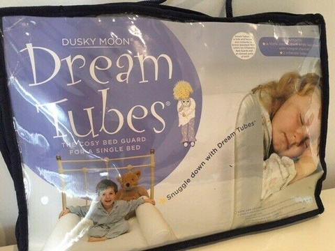 Dream Tubes inflatable portable bed guard/sheet