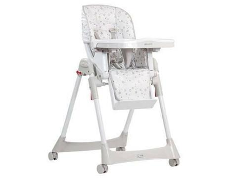 Cot / Mattress / High Chair - Barely used!