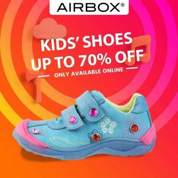 Airbox Kids' Leather Shoes sale Boys Girls www.airbox.com.au